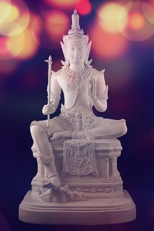 Vishnu Hindu god