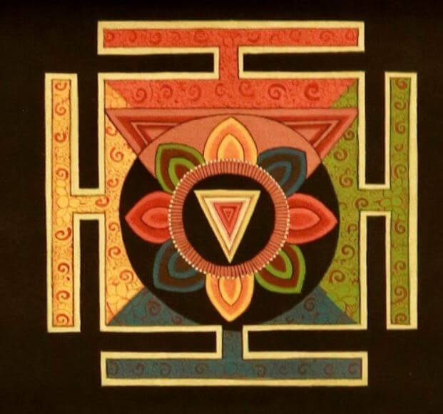 What are mandala designs