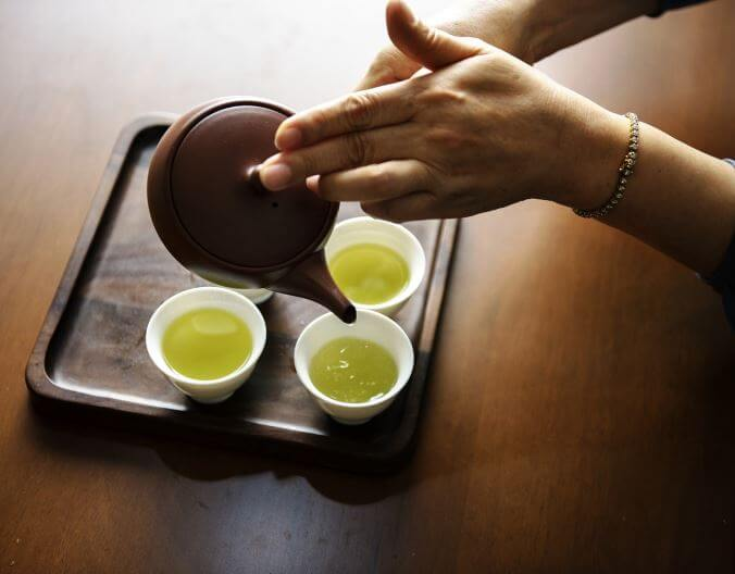 What is Chinese tea ceremony