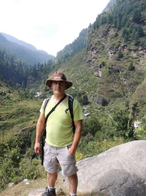 Yuval Bloomberg - travel to Myanmar