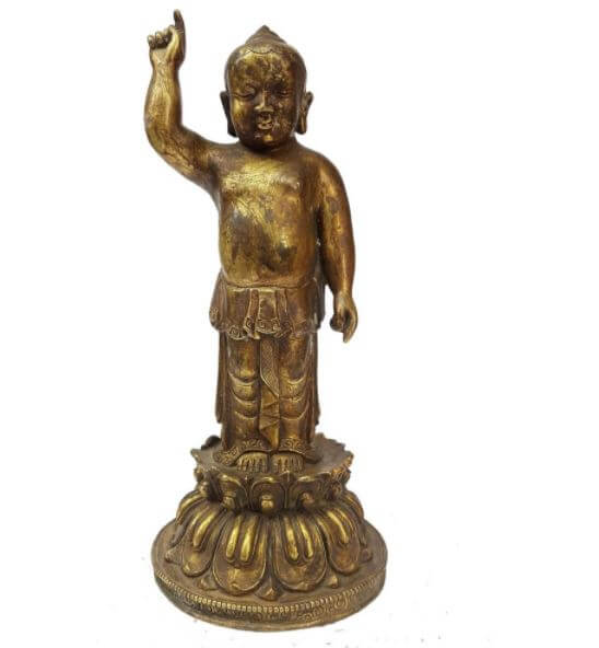 antique buddha statue for sale