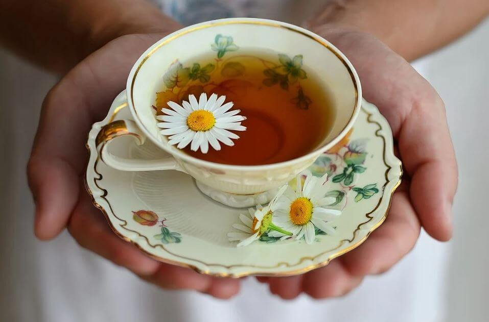 benefits of chamomile teaweight loss