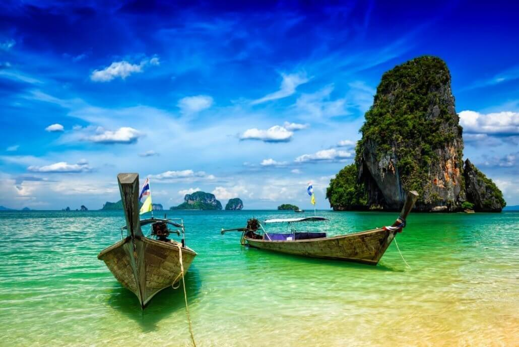 best place to solo travel in Thailand