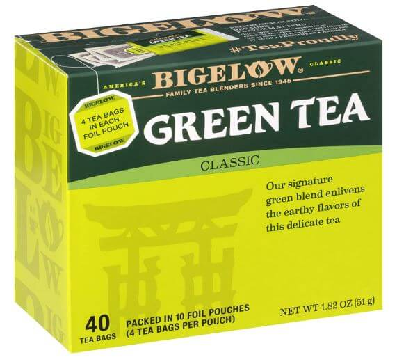 buy green tea organic