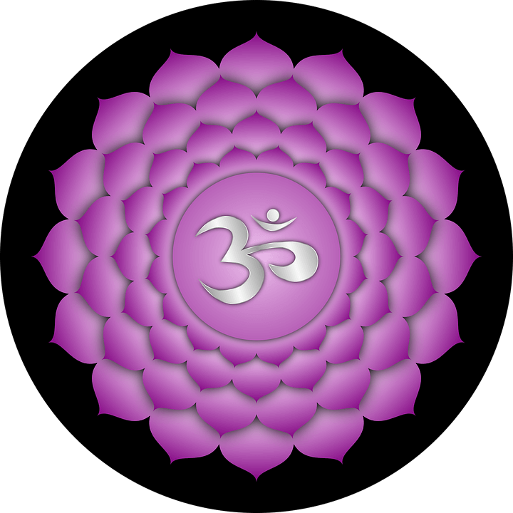 crown chakra cosmic energy