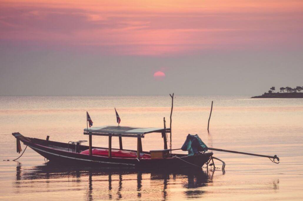 solo travel ke Thailand