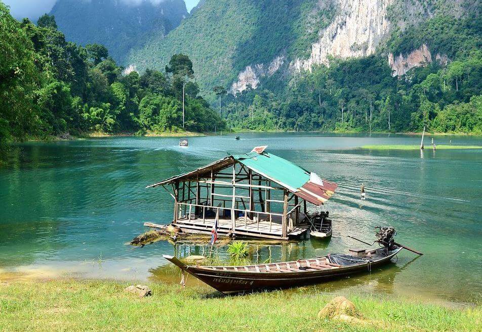 solo travel meetup Thailand