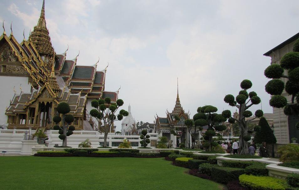 solo travel Thailand blog