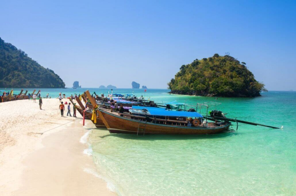 solo trip to thailand from india