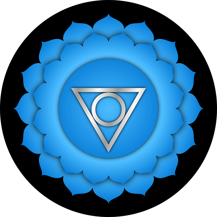 throat chakra cosmic energy