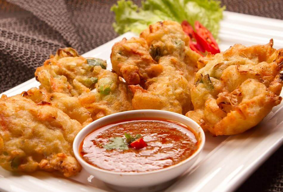 vegetable pakora